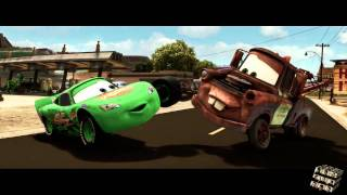 getlinkyoutube.com-You Might Think (GREEN LIGHTNING MCQUEEN)