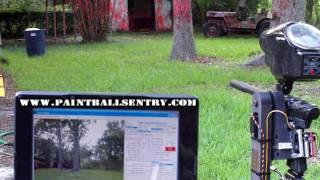 getlinkyoutube.com-Fully Automated Paintball Sentry Gun (video 17 of 18)