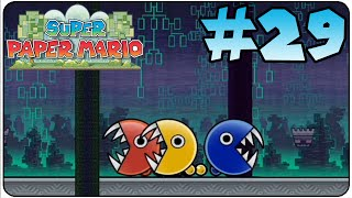 Super Paper Mario Walkthrough Part 29 Chapter 7-1 Subterranean Vacation