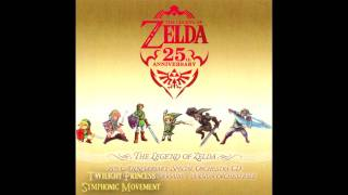 getlinkyoutube.com-The Legend of Zelda 25th Anniversary Special Orchestra CD