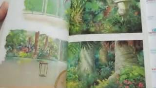 Artbook Art of  Howl's Moving Castle ハウルの動く城 Ghibli by Takamura Store