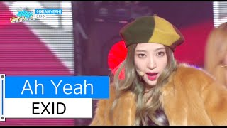 getlinkyoutube.com-[HOT] EXID - Ah Yeah, 이엑스아이디 - 아예, Show Music core 20151226