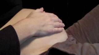 getlinkyoutube.com-Pregnancy Belly Massage