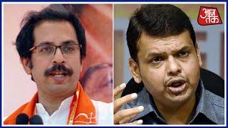 getlinkyoutube.com-Mumbai 25 Khabare: India Today's Exit Polls Predict Close Fight Between Sena And BJP,