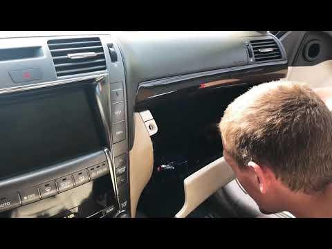 Lexus LS460L Где находится усилитель штатной музыки! И что делать если не работает Музыка!