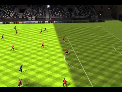FIFA 14 iPhone/iPad - PFC Levski 1914 vs. Ipswich Town