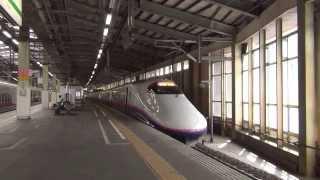 getlinkyoutube.com-JR上越新幹線 新潟駅「Maxとき」「とき」動画集