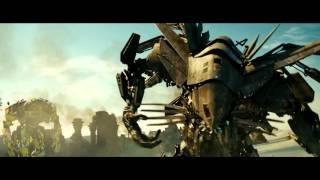 getlinkyoutube.com-Transformers: La venganza de los caídos (2009) Optimus Prime vs Fallen y Megatron (HD latino)