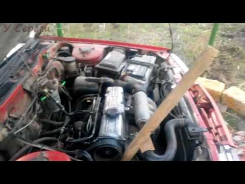 Замена ГРМ Nissan Bluebird LD 20 Дизель