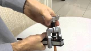 getlinkyoutube.com-Aprenda a flangear um tubo de cobre!
