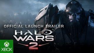 Halo Wars 2 - Megjelenés Trailer