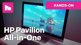 getlinkyoutube.com-HP Pavilion All-in-One (2016) hands-on