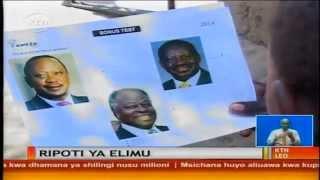 Wanafunzi wa darasa la saba kushindwa mitihani ya darasa la pili width=