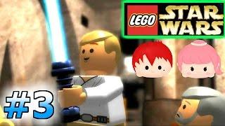 getlinkyoutube.com-【コンビ実況】LEGOスターウォーズ#3【赤髪のとも&ソーラ】