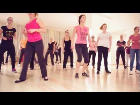 ZUMBA Fitness® šokių pamoka