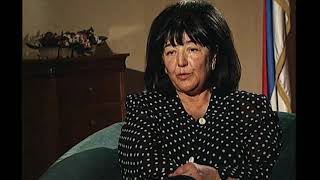 Mira Markovic - BBC HARDtalk 2001
