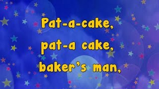 getlinkyoutube.com-Karaoke - Pat a cake | Karaoke Rhymes