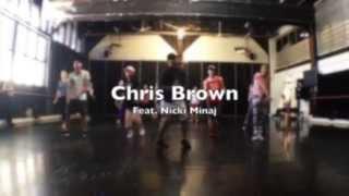 Chris Brown - Love More ft Nicki Minaj - Choreography by MISH