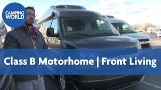 2017 Roadtrek 190 RV Review | Class B | Gas Motorhome | Ian Baker