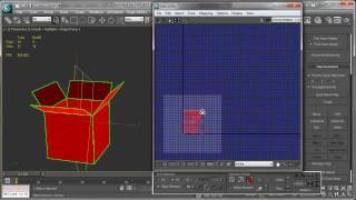 getlinkyoutube.com-UVW Unwrap en 3d Max Tutorial