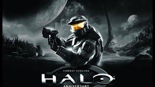 getlinkyoutube.com-Halo 1 Combat Evolved Anniversary Pelicula Completa Español  - GameMovie