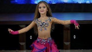 getlinkyoutube.com-Anastasia Gorenko ⊰⊱ Gala show Antares 5 years '14.
