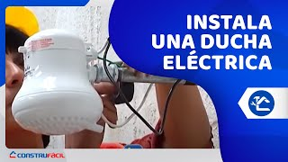 Download video como instalar tierra for Como instalar una ducha electrica