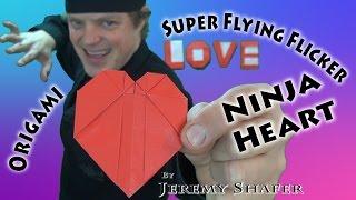getlinkyoutube.com-Super Flying Flicker Ninja Heart