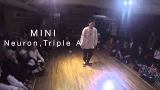 getlinkyoutube.com-NEWMINDSET vol 1 4강 MINI vs G.V