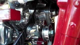 getlinkyoutube.com-Blacksmith Motoring Co 1977 Supercharged GL1000 Honda El Vaquero/CCS chopper custom Quad Exhaust