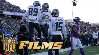 getlinkyoutube.com-Doug Baldwin Mic'd Up | Seahawks vs. Vikings (Wild Card Playoffs) | NFL Films' Sound FX
