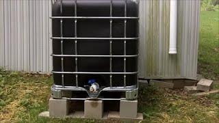 getlinkyoutube.com-Rain Water Collection System
