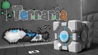 getlinkyoutube.com-Portal Adventure Map // Terraria 1.3