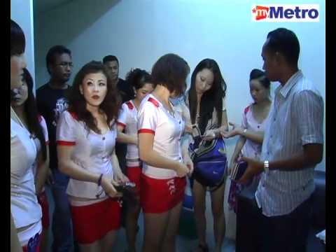 Pusat urut batin diserbu Imigresen Selangor 12 wanita ditahan