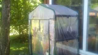 getlinkyoutube.com-My Favorite Gardening Tools - This little greenhouse seriously ROCKS