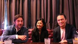 getlinkyoutube.com-Master Chef Asia: Chef Susur, Bruno and Audra on the Impact of Filipino Food in the Culinary World