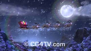 getlinkyoutube.com-Christmas 3D Animations Collection. Happy Holidays Stock Footage