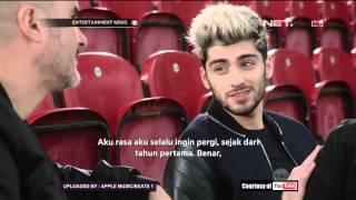 getlinkyoutube.com-Zayn Malik Merilis Video Klip Terbaru