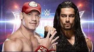 getlinkyoutube.com-Roman Reigns vs John Cena Wrestlemania 32 Promo
