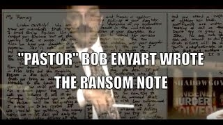 getlinkyoutube.com-TRUE STORY: BOB ENYART MURDERED JONBENET RAMSEY & WROTE THE RANSOM NOTE - PARENTS ARE INNOCENT!