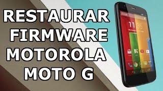 getlinkyoutube.com-Tutorial restaurar firmware oficial Motorola Moto G