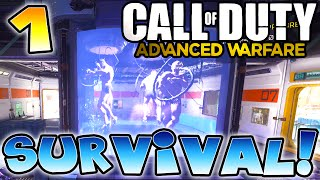 "getlinkyoutube.com-""COD ZOMBIES?!"" - BIOLAB Exo Survival Gameplay #1 - COD Advanced Warfare"