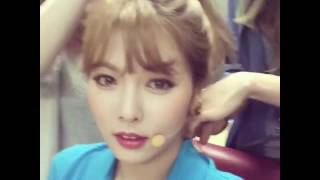 getlinkyoutube.com-Haircut with HyunA