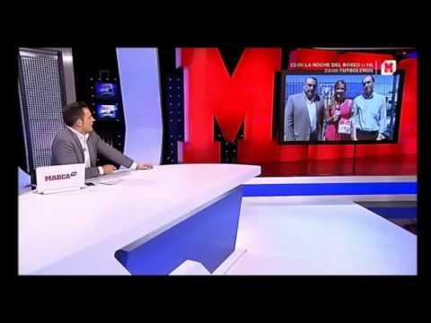 Nacho Montero y Miguel Ángel Guijarro en MARCA TV