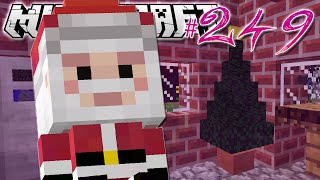 getlinkyoutube.com-Minecraft | CHRISTMAS FESTIVITIES!! | Diamond Dimensions Modded Survival #249