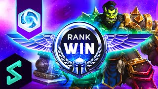 getlinkyoutube.com-Heroes of the Storm | Rank WIN | Competitive Duo Hero League | MFPallytime and Jester | HotS