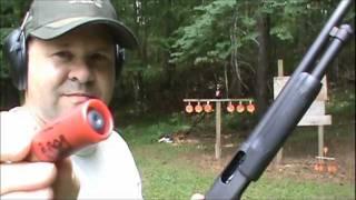 getlinkyoutube.com-Remington 870 12 Gauge Slug Fest