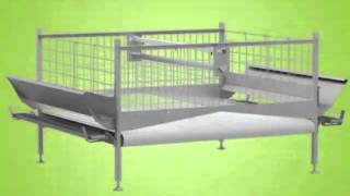 getlinkyoutube.com-Texha Layer Battery Cages