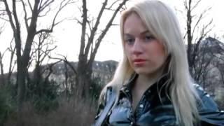 getlinkyoutube.com-blonde in pvc Clothing