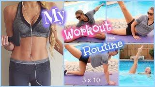 getlinkyoutube.com-My Workout Routine